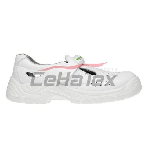 Obuv ADM WHITE O1, S1 Sandal