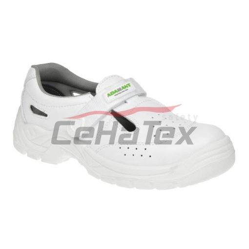 46ceacb65ec9 Obuv ADM WHITE S1 Sandal - CEHATEX