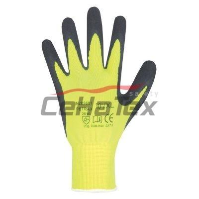 Polomáčané rukavice PETRAX