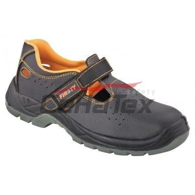 Celokožený sandál FIRSAN O1