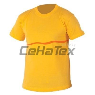 2b8451147986 Pánske pásikavé tričko s výšivkou NITRIANSKE PRAVNO - CEHATEX