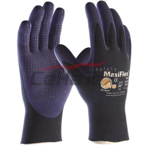 Rukavice MaxiFlex Elite 34-244