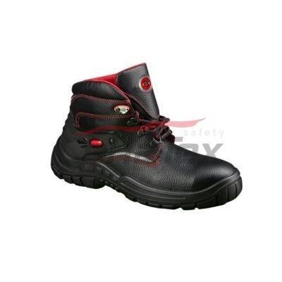 Pracovná členková obuv HUMMER O2, S3