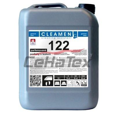 CLEAMEN 122 PODLAHY S LESKOM 5 l