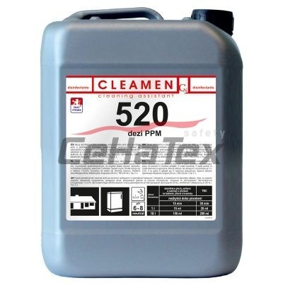 CLEAMEN 520 DEZI PPM 5l