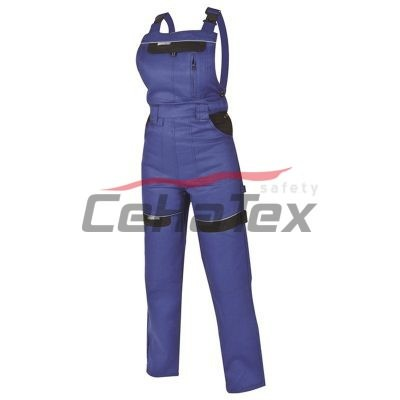 Dámske montérkové nohavice na trakyCOOL TREND WOMAN