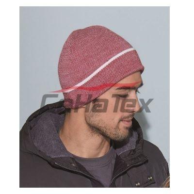 Elegantná pletená čiapka