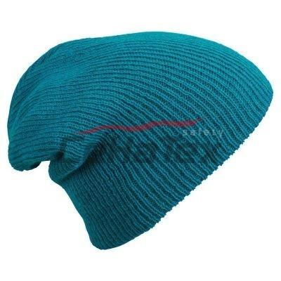 Dlhá pletená čiapka