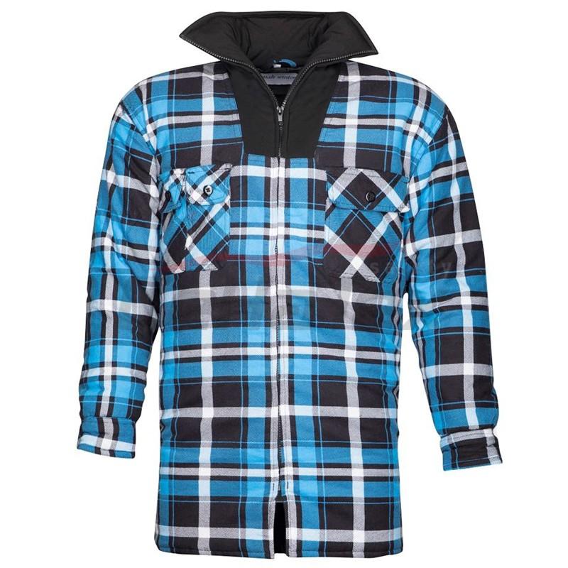 7e10b4841fee Flanelová košeľa ZIMNÁ JONAH - CEHATEX