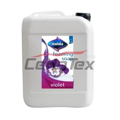 Isolda penové mydlo violet 5l