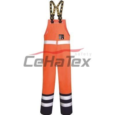 Nohavice s náprsenkou ARDON AQUA oranžové