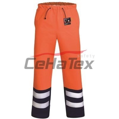 Nohavice do pása ARDON AQUA oranžové