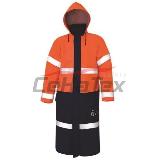 Kabát ARDON AQUA oranžový