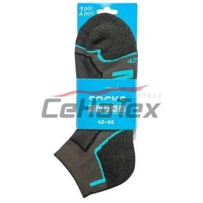Ponožky ADN modré