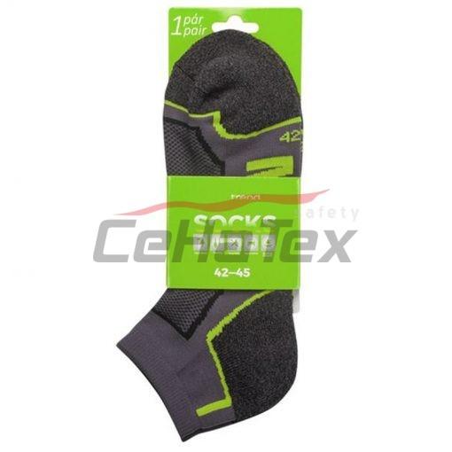 Ponožky ADN zelené