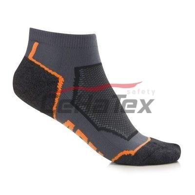 Ponožky ADN oranžová