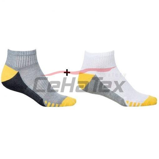 Ponožky DUO YELLOW