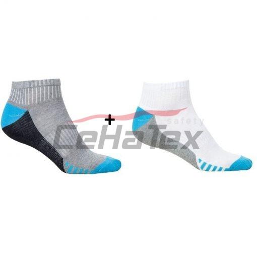 Ponožky DUO BLUE