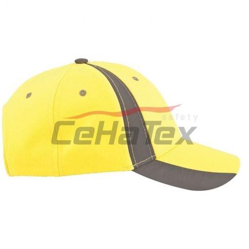 Čiapka TWINKLE žltá