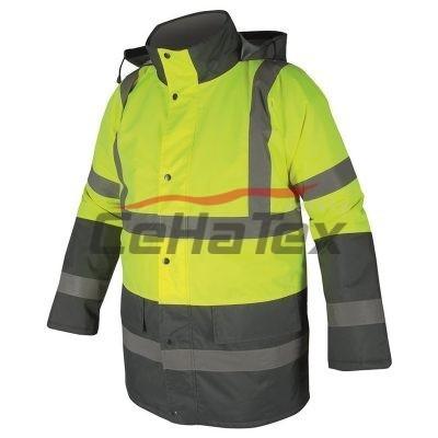 Zimná bunda REF 601 žltá