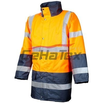 Zimná bunda REF 602 oranžová