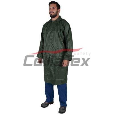 Plášť NICK zelený