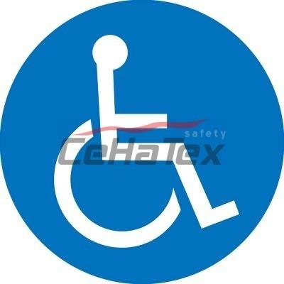 Cesta vyhradená pre používateľov invalidných vozíkov