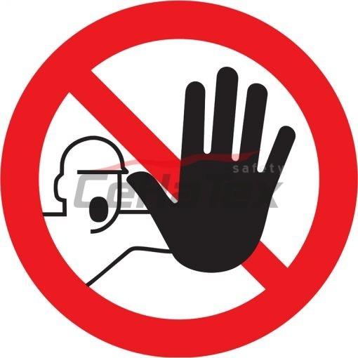 Nepovolaným vstup zakázaný