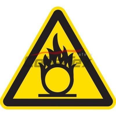 Nebezpečenstvo látky podporujúcej horenie