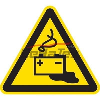 Nebezpečenstvo od akumulátorov
