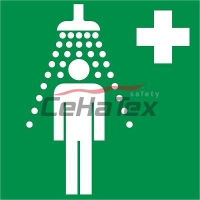Bezpečnostná sprcha