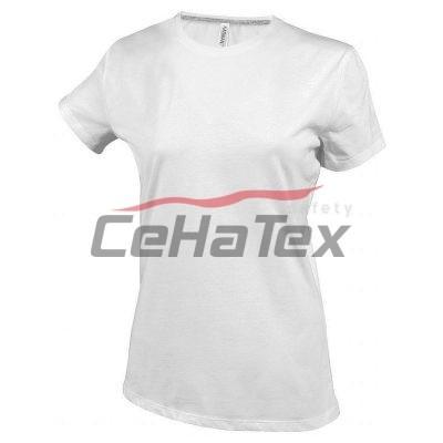 Dámske tričko s krátkym rukávom