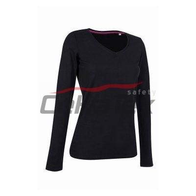 73db70eb29f2 Dámske tričko s dlhým rukávom Dámske tričko s dlhým rukávom