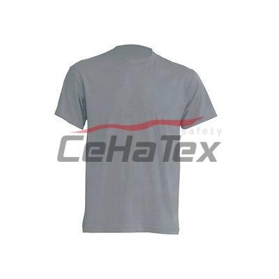 31c76d4aa5ca Pánske tričko zinková. Pánske tričko amazonská zelená