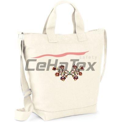 d2b1a5efa0d6 Taška BagBase Canvas s výšivkou - CEHATEX
